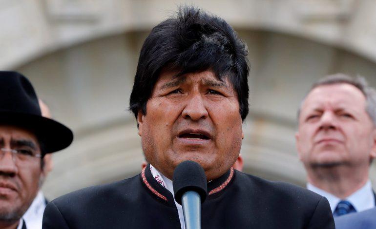 Bolivia abre un proceso penal contra Evo Morales por el fraude electoral