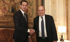 Francia reiteró su apoyo  Guaidó y su interés en una solución política a la crisis