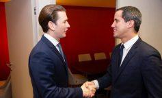 Canciller de Austria reiteró su apoyo al Presidente Encargado Juan Guaidó