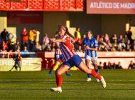 ¡Orgullo venezolano! Deyna Castellanos debuta con el Atlético Madrid