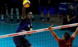 Colombia vence a Venezuela en penúltima jornada del Preolímpico de Voleibol