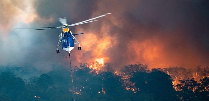Sector turístico australiano perdió más de tres mil millones  dólares por incendios