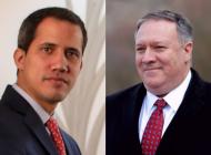 Mike Pompeo se reunirá con Juan Guaidó en Colombia