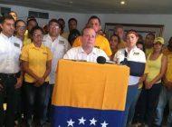 """Guanipa calificó como """"traidores a los diputados Parra, Pérez y Brito"""