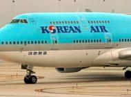 Aerolínea Korean Air suspenderá vuelos por el coronavirus