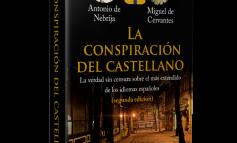 """Premiado libro """"La Conspiración del Castellano"""""""