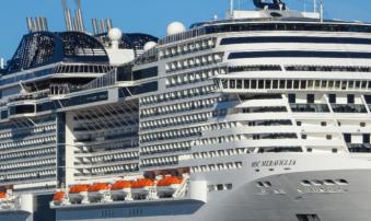 Crucero en el Caribe fue afectado por otro virus y tuvo que regresar a Florida