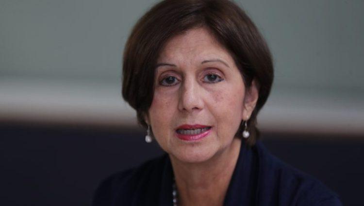 Embajadora de Guaidó arriba a Guatemala para investidura del nuevo presidente