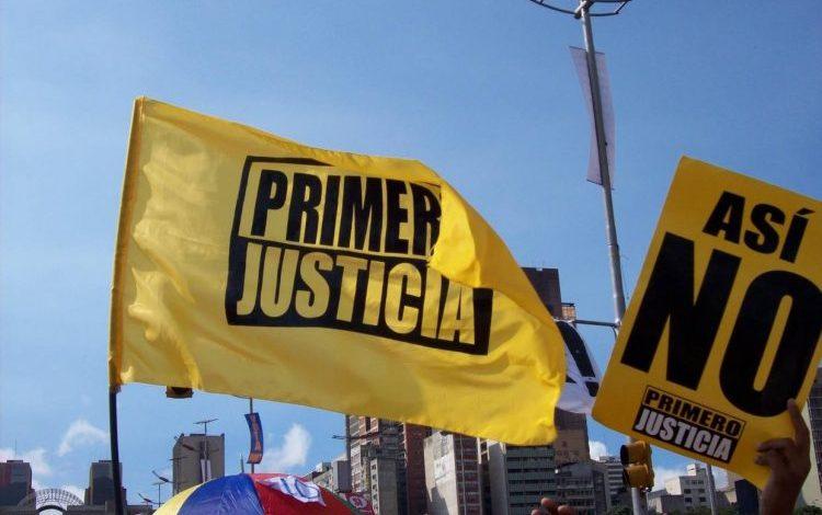 Denuncian que ataque a Primero Justicia obedece a un plan de Maduro para parlamentarias fraudulentas