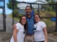 Liberan a uno de los policías metropolitanos tras 16 años de prisión