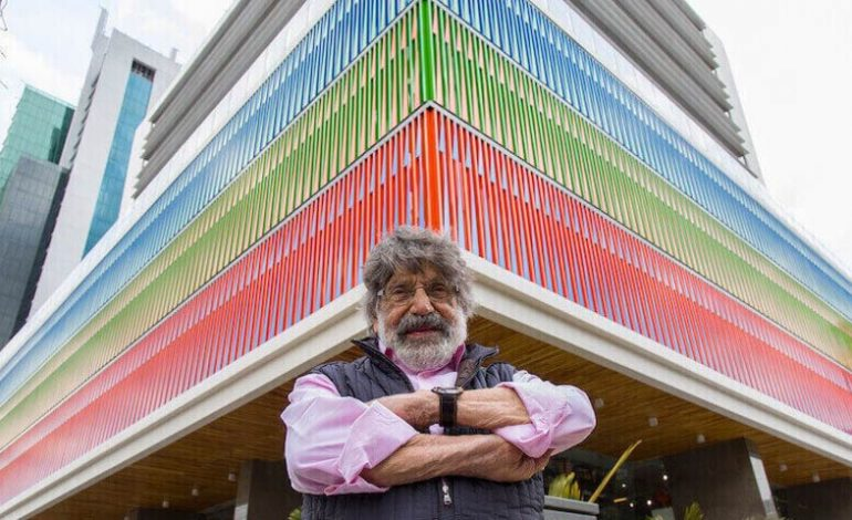 """""""Free Color"""", la historia de Cruz- Diez en un documental"""