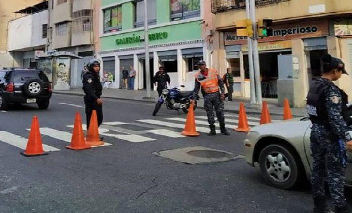 Régimen madurista cerró este martes los acceso a la Asamblea Nacional