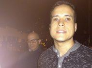 Periodista Victor Ugas fue liberado luego de casi un mes de detención