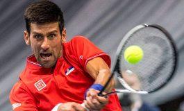Djokovic derrotó a Struff y avanzó a la segunda ronda del Abierto de Australia