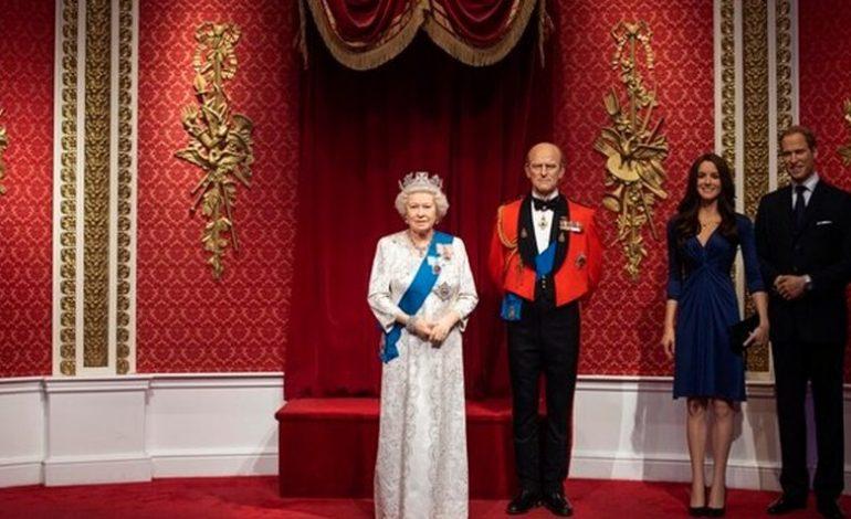 Retiran las estatuas de Harry y Meghan del museo de cera Madame Tussauds