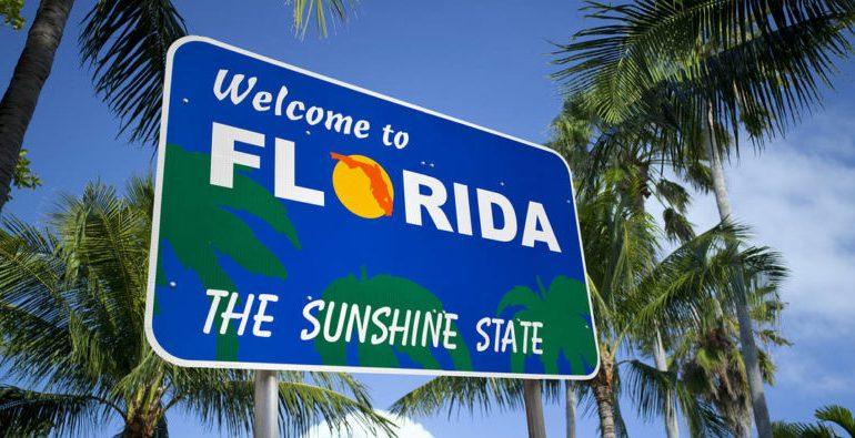 Florida es el destino donde más personas se mudan