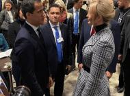 Presidente Guaidó sostuvo reunión con Ivanka Trump