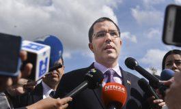 Arreaza condena peticiones de sanciones por parte de Guaidó hacia la UE