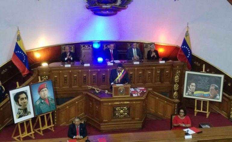 ¡Descaro! Maduro acusó a los obispo de politizar la procesión de la Divina Pastora