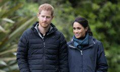 El príncipe Harry se reúne por fin con Meghan y Archie en Canadá