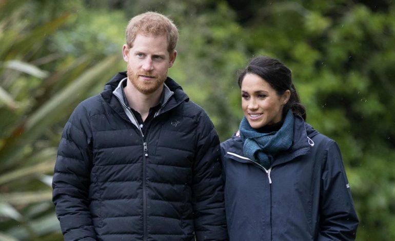Harry y Meghan anunciaron el nombre de su nueva fundación
