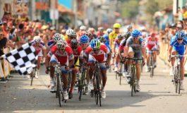 Ciclista Ralph Monsalve gana segunda etapa de la Vuelta al Táchira