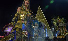 Los majestuosos carnavales de Río empezaron a lo grande