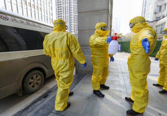 Elevan a más de mil 300 los muertos por el coronavirus en China
