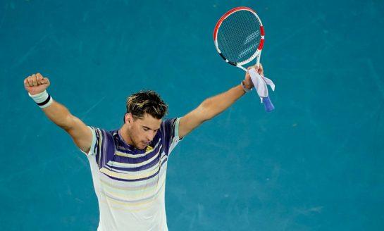 Dominic Thiem llega como claro favorito al ATP 500 de Río
