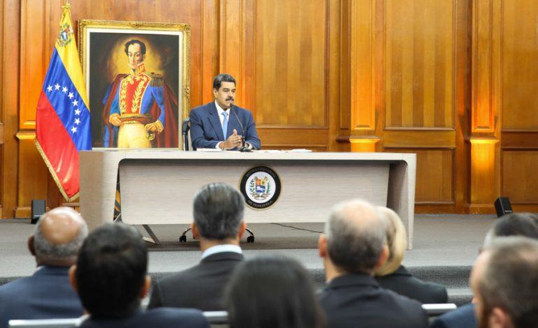 Esta es la firma de EEUU a la que Maduro acudió para palear las sanciones