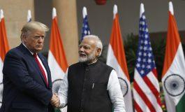 Donald Trump desde India promete nuevas sanciones contra el chavismo