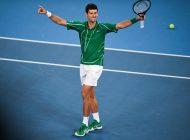 Djokovic dona un millón de euros a Serbia para lucha contra Covid-19
