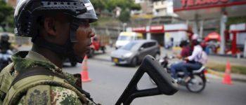 """Zozobra se mantiene en varias regiones colombianas por """"paro armado"""" del ELN"""