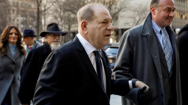 Harvey Weinstein fue declarado culpable por depredación sexual y violación