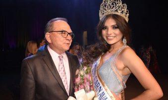La venezolana Valeria Uzcátegui es Miss Carnaval Miami 2020