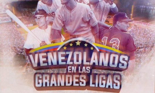 """""""Venezolanos en las Grandes Ligas"""", un libro que refleja una pasión"""