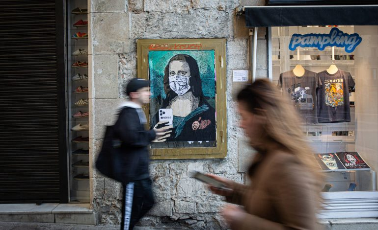Italia estima que 1,4 millones de personas se han contagiado en su territorio
