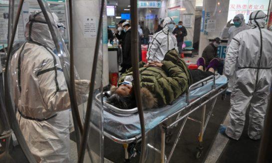 Más de mil 700 personas muertas y 70.548 infectados por coronavirus en China
