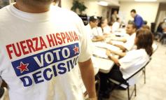 Los hispanos serán el grupo étnico más grande en unas elecciones presidenciales de EEUU