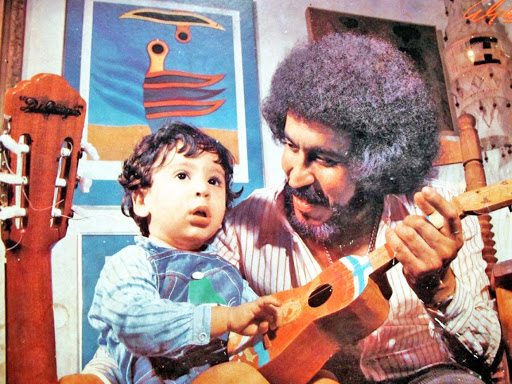 Ali Primera y la campaña de JVR 1973, por Mario Valdez
