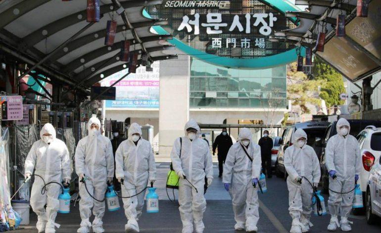 Nuevas cabinas presurizadas de Corea del Sur detectan el coronavirus en apenas siete minutos