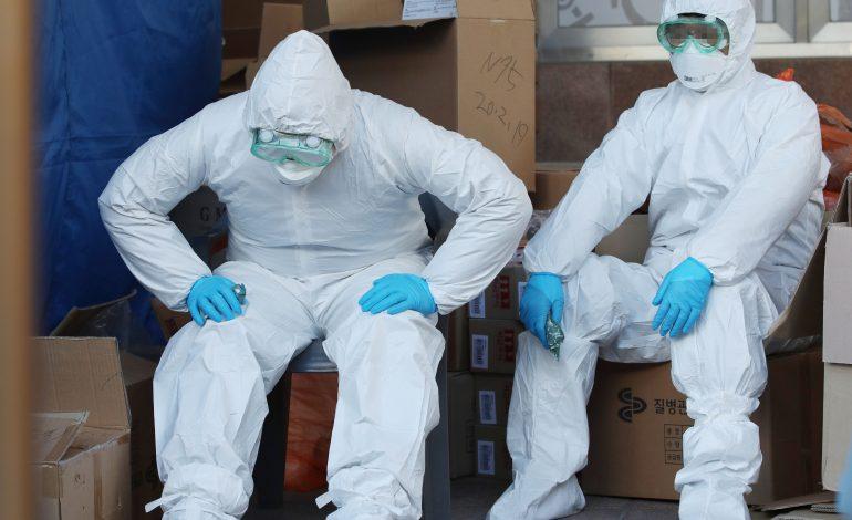 El ritmo de muertes por coronavirus es más rápido en el Reino Unido que en Italia