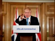 Reino Unido pasa de los 38 mil muertos por covid-18