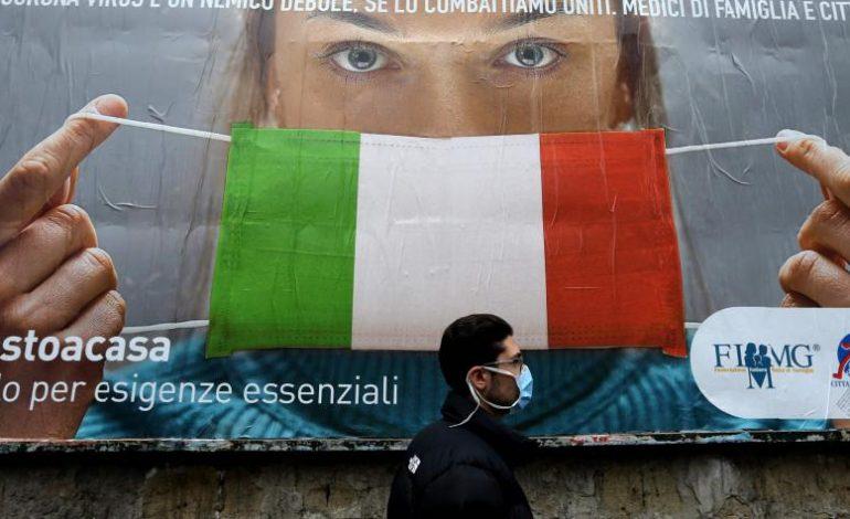 Así enfrentan el coronavirus en Italia
