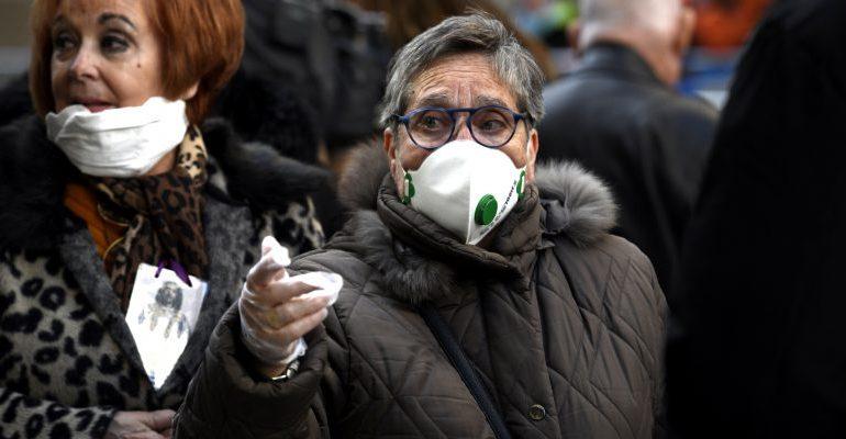 España alcanzó los cuatro mil fallecidos por coronavirus y tiene más de 50 mil contagiados