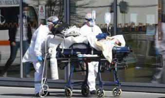 Estados Unidos supera el millón 600 mil casos confirmados por coronavirus