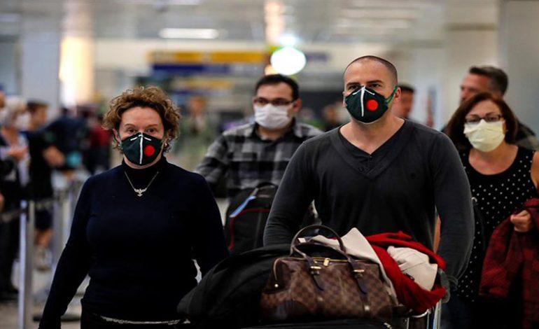 Brasil restringe entrada de extranjeros por COVID-19