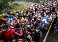 Emergencia sanitaria mundial por coronavirus agrava situación de migrantes venezolanos