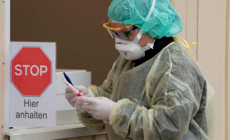 Alemania registra alrededor de tres mil nuevos casos positivos de coronavirus y más de 30 muertos
