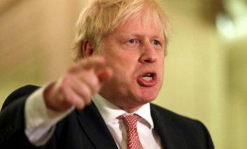 Boris Johnson está estable en el hospital donde lucha contra el coronavirus